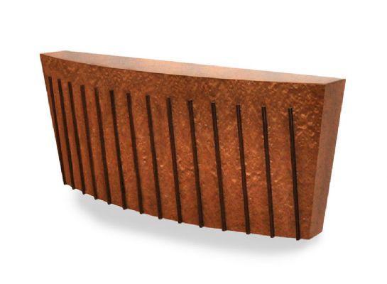 RIBS wall-hung console